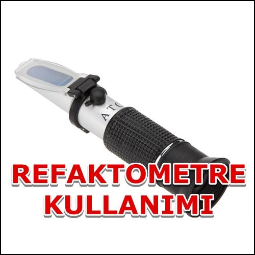 Refaktometre Kullanımı