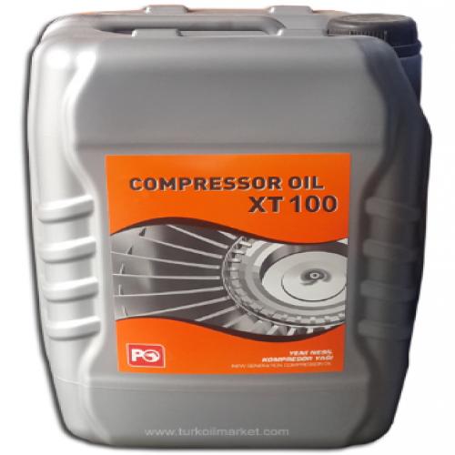 COMPRESSOR OİL 32-46-68-100 (17,5 KG - 180 KG)