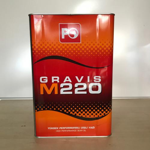 GRAVIS M 68-100-150-220-320 (16 KG - 185 KG)