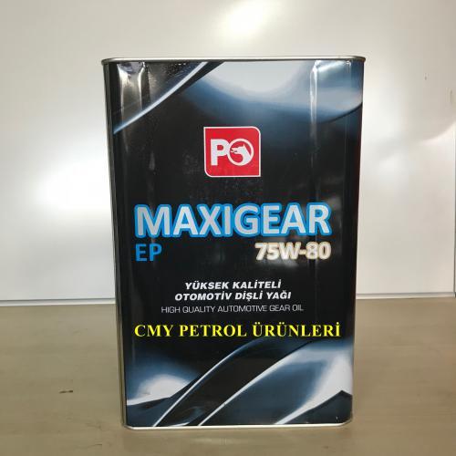 MAXIGEAR EP 75W80 (1 LT-3 LT-15 KG-180 KG)