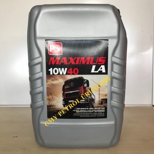 MAXIMUS LA 10W40 (17,5 KG-176,5 KG)