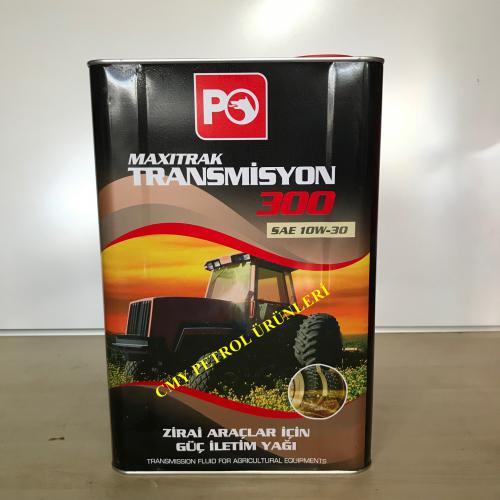 MAXITRAK TRANSMİSYON 300 (15 KG-17,5 KG-180 KG)