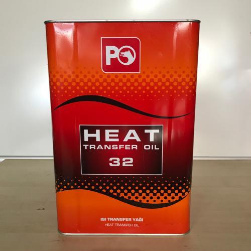 HEAT TRANSFER OİL 32 (15 KG - 180 KG)