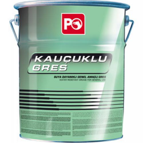 KAUÇUKLU GRES (1 KG - 3,750 KG - 16 KG)
