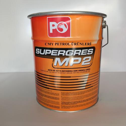 SÜPER GRES MP-2 (16 KG-180 KG)