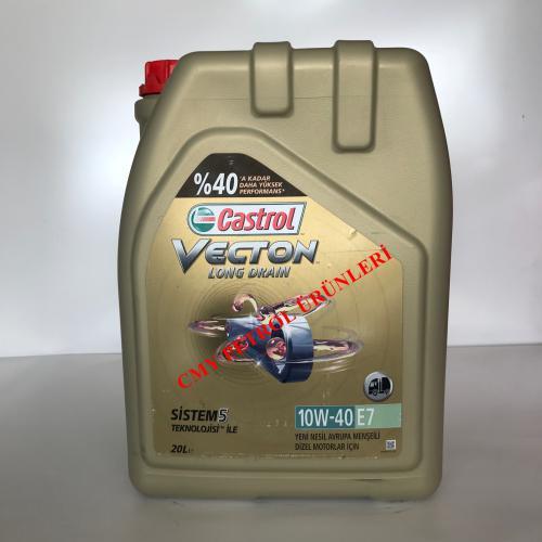 VECTON E7 10W40 (20 LT-180 KG)